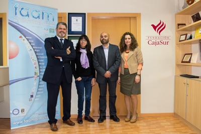 Cajasur fundaci n cajasur colabora con la federaci n for Oficinas caja sur