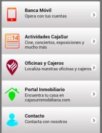 Cajasur banca m vil for Oficinas caja sur